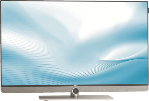 Loewe bild 3.40 Full HD light grey